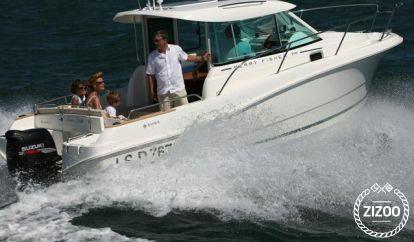 Motor boat Jeanneau Merry Fisher 725 (2011)