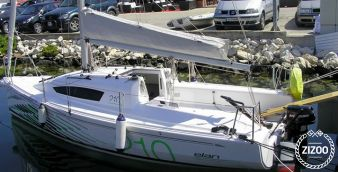 Sailboat Elan 210 2012