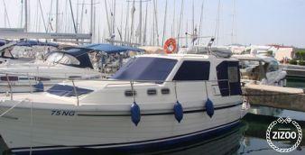 Barca a motore Sas Vektor Adria 1002 (2010)