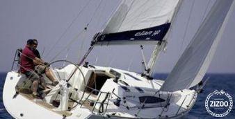 Sailboat Elan 340 2007
