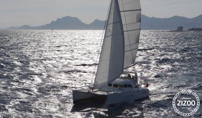 Catamaran Lagoon 380 (2014)