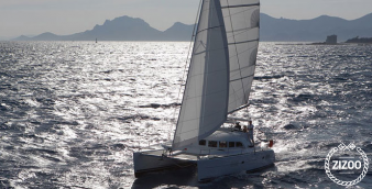 Catamaran Lagoon 380 2014