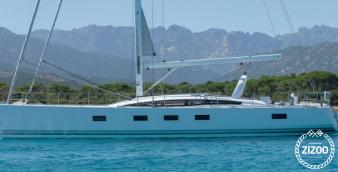 Sailboat Jeanneau 64 2016