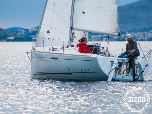 Segelboot Beneteau First 21.7 - 2007 (Umbau 2017)-2