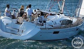 Sailboat Jeanneau Sun Odyssey 42 DS 2011