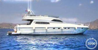 Motor boat Ferretti Altura 58 1991