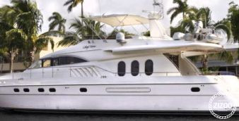 Motor boat Princess Viking 72 Sport Cruiser 2002