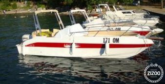 Motor boat Marinello 22 2016