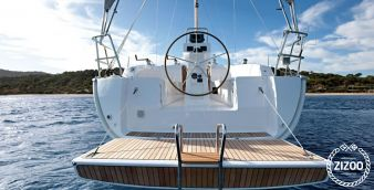 Sailboat Bavaria 42 Cruiser 2016