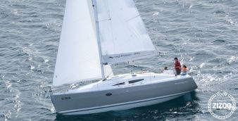 Sailboat Elan 344 Impression 2006