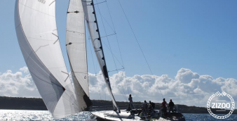Segelboot Brenta 55 2003