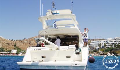 Motorboot Ferretti 550 Flyer (2005)