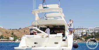 Motorboot Ferretti 550 Flyer 2005
