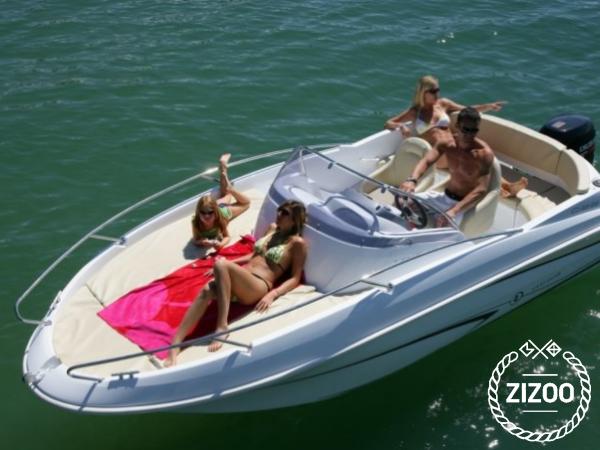 Beneteau Flyer 550 SD 2012 Speedboat