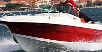 Speedboat Atlantic 650 2008
