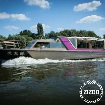 Motor boat BSC 1002 (1986)