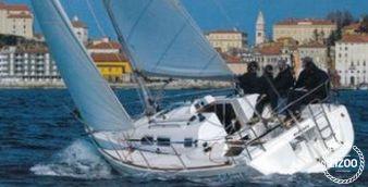 Sailboat Elan 31 2002