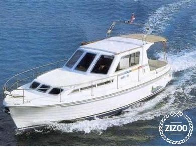 Sas Vektor Adria 1002 2006 Motor boat