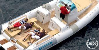 Speedboat Pirelli 1000 2012
