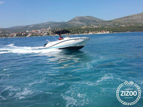 Imbarcazione a motore Quicksilver Activ 605 Open (2014)-2