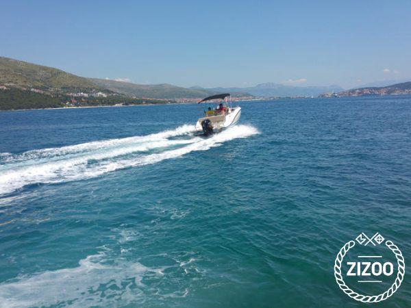 Imbarcazione a motore Quicksilver Activ 605 Open (2014)-4