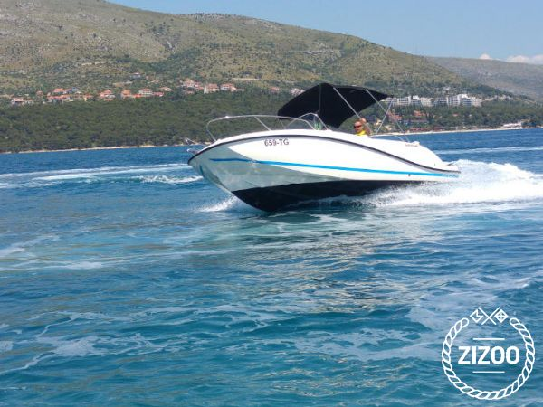 Imbarcazione a motore Quicksilver Activ 605 Open (2014)-1