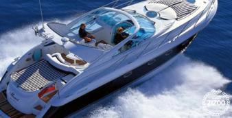 Motor boat Fairline Targa 43 2012