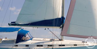 Sailboat Beneteau Cyclades 43.4 2007