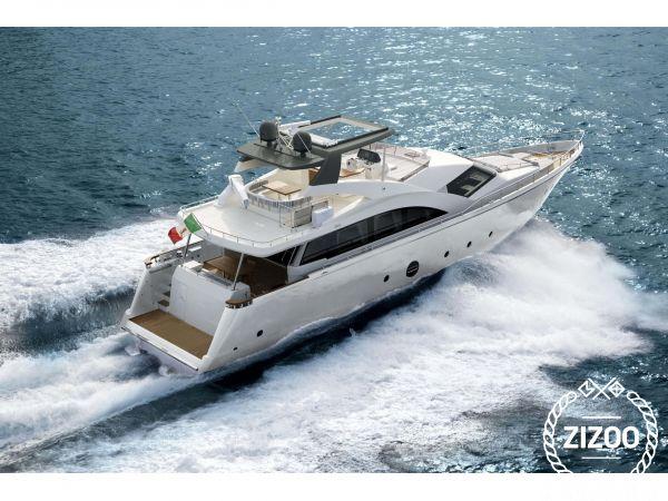 Aicon 75 2008 Speedboat