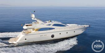 Motor boat Aicon 64 2012