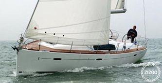 Sailboat Beneteau Oceanis 43 2008
