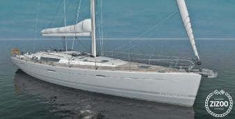Sailboat Beneteau Oceanis 54 2012
