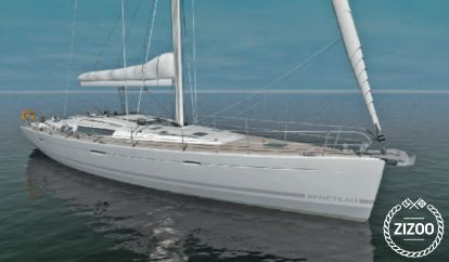 Sailboat Beneteau Oceanis 54 (2012)