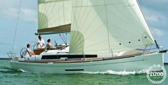 Sailboat Dufour 380 2014