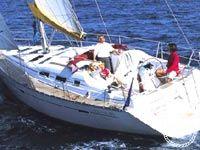 Sailboat Beneteau Oceanis 37 2009