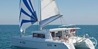 Catamarano Lagoon 421 2016