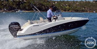 Speedboat Quicksilver Activ 605 Open (2014)
