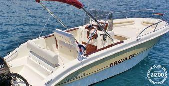 Speedboat Mingolla Brava 22 2012