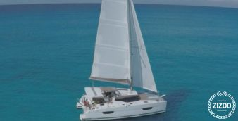 Catamarano Fountaine Pajot Lucia 40 2017
