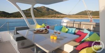 Motor Catamaran Sunreef 70 Power 2013