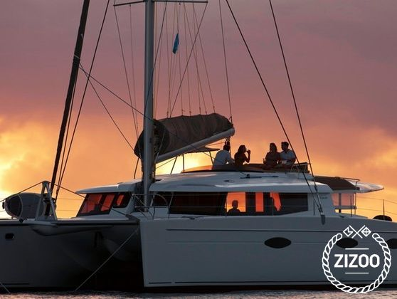 Fountaine Pajot 590 2015 Catamaran