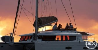 Catamaran Fountaine Pajot 590 2015