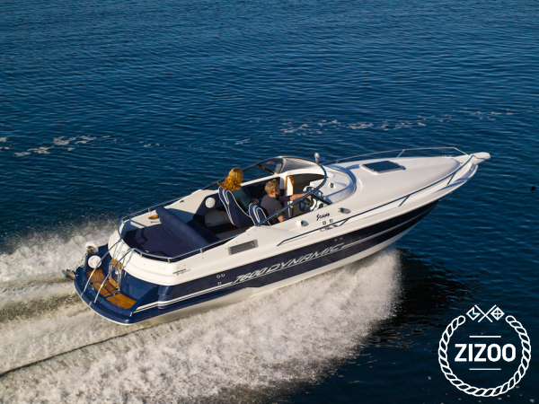 Scand Zizoo 2016 Motor boat