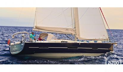 Sailboat Dufour 560 Grand Large (2016)