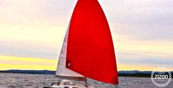 Sailboat Dufour 410 Grand Large 2016