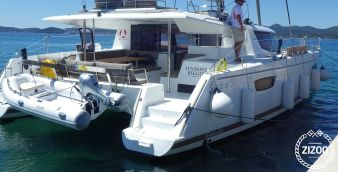 Catamaran Fountaine Pajot Saba 50 (2015)