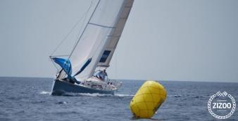 Sailboat Hanse 400 2006