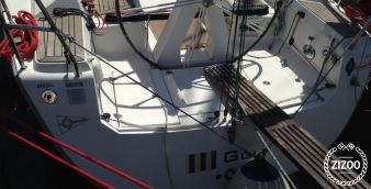 Sailboat Elan 340 2007