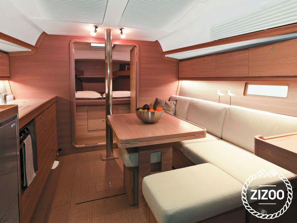 Segelboot Dufour 382 Grand Large (2017)-4