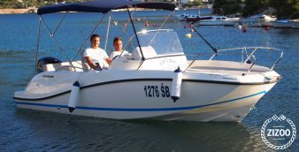 Rennboot Quicksilver Activ 605 Open 2015